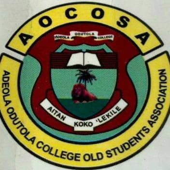 Adeola Odutola College Old Student Association Platform Logo